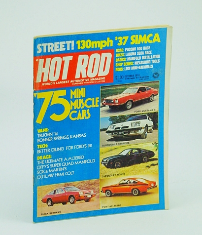 Image for Hot Rod October 1974