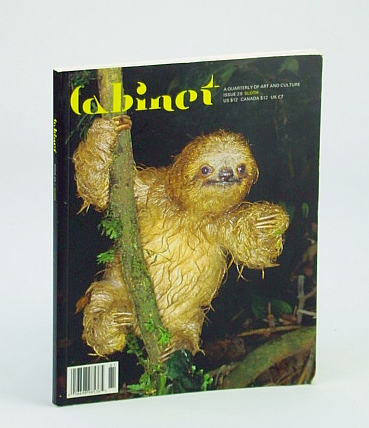 Image for Cabinet 29: Sloth by Brian Dillon (2008-07-31)