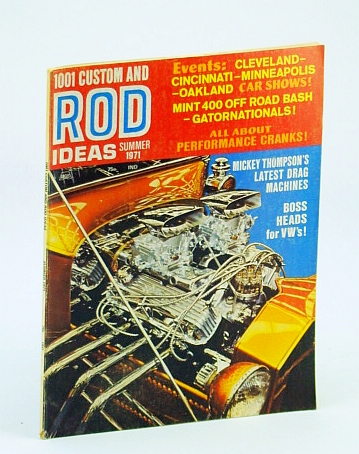 Image for 1001 Custom and Rod Ideas Summer 1971