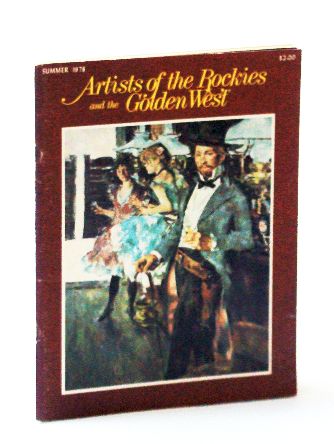 Image for Artists of the Rockies and the Golden West Summer 1978 Volume V Issue 3