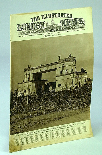 Image for The Illustrated London News May 28, 1949 Communist attack on Shanghai, Railway strike Berlin,