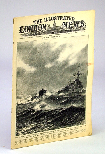 Image for The Illustrated London News, December (Dec.) 8 1945: U-boats to be Scuttled off Northern Ireland / The Nuremberg Trials
