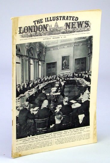 Image for The Illustrated London News, December (Dec.) 14, 1935: