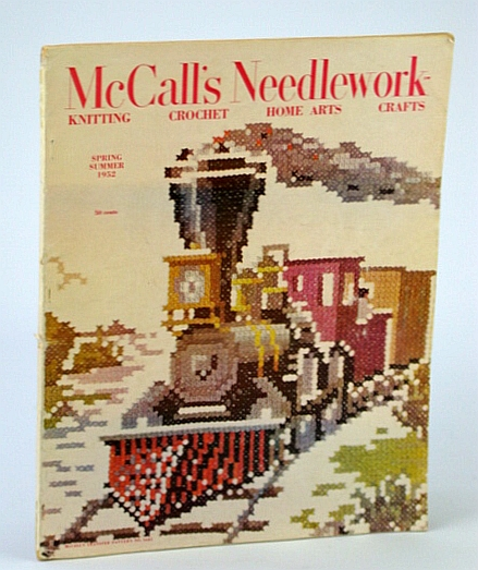 Image for McCall's Needlework Magazine, Spring/Summer 1952