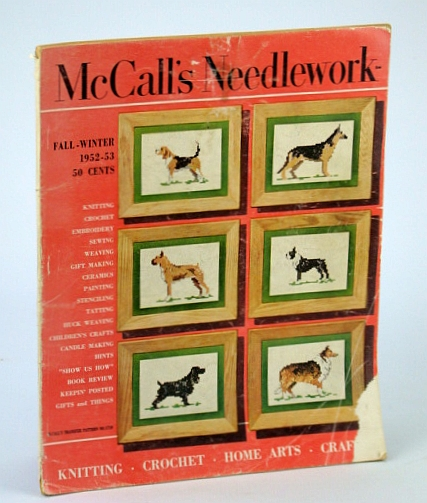 Image for McCalls Needlework - Fall / Winter, 1952