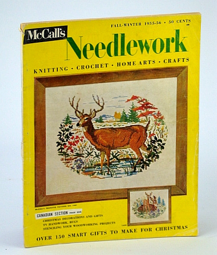 Image for McCall's Needlework Magazine, Fall/Winter 1955-56