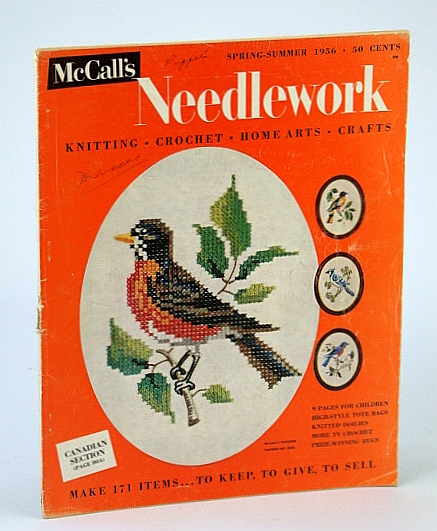 Image for McCall's Needlework Spring-Summer 1956