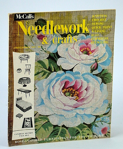 Image for McCall's Needlework & Crafts, Spring-Summer 1957