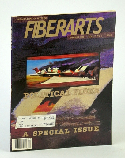 Image for Fiberarts (Summer 1990)