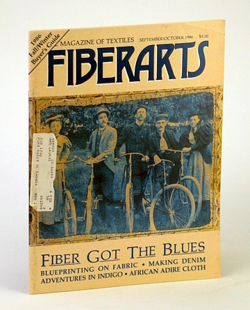 Image for FIBERARTS - Magazine of Textiles - September/October 1986 (1986 Fall/Winter Buyer's Guide, Vol. 13, No. 5)