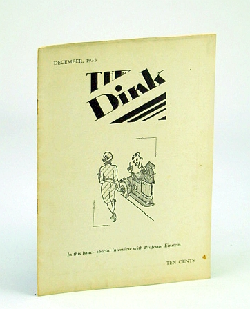 Image for The Dink, Vol. 3, No. 3, December (Dec.) 1933  (Humor Magazine By and for the Princeton University Class of 1937)