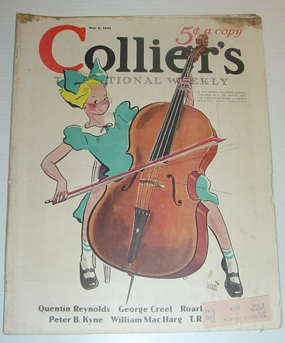 Image for Colliers, The National Weekly Magazine: May 9, 1936
