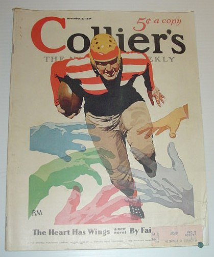 Image for Colliers, The National Weekly Magazine: 7 November, 1936