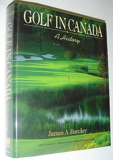 Image for Golf in Canada: A History