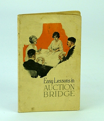 Image for Easy Lessons in Auction Bridge