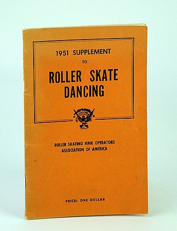 "Image for 1951 Supplement to ""Roller Skate Dancing"" - An Official RSROA Book"