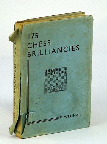 Image for 175 Chess Brilliances