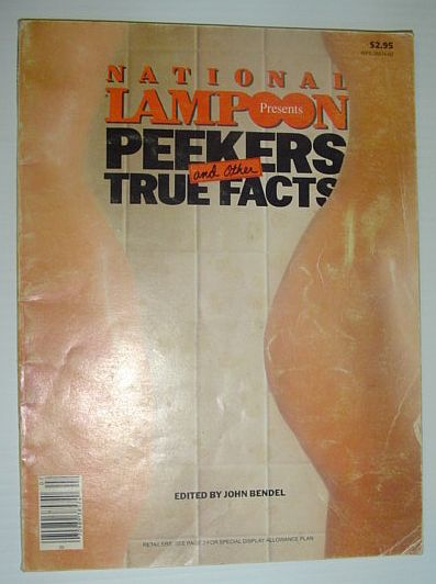 Image for National Lampoon Presents: Peekers and Other True Facts