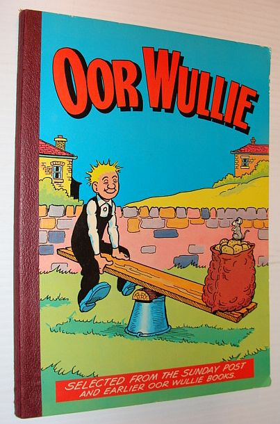 Image for Oor Wullie - 1976 - Selected from the Sunday Post and Earlier Oor Wullie Books