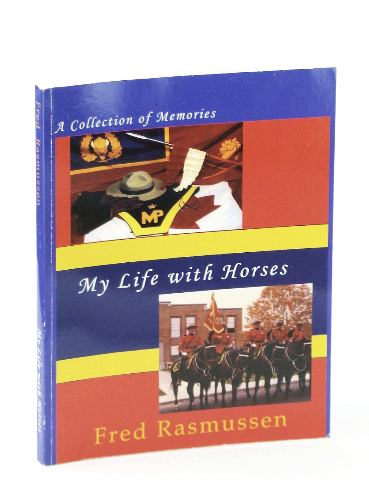 Image for My Life With Horses - A Collection of Memories