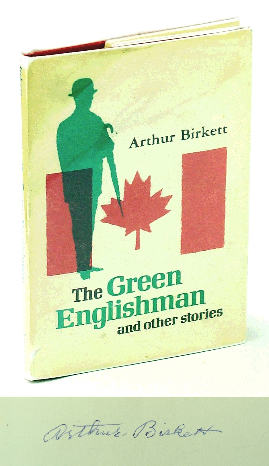 Image for The Green Englishman and Other Stories