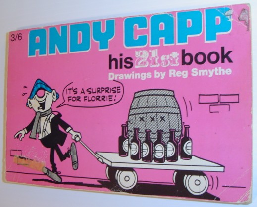 Image for Andy Capp: His 21st (Twenty-First) Book