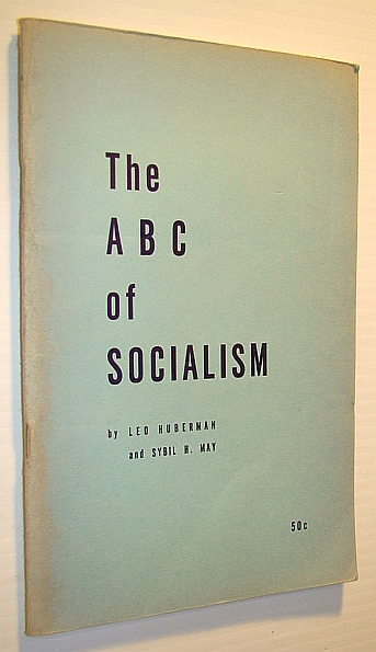 Image for The ABC of Socialism - Monthly Review Pamphlet Series - No. 7