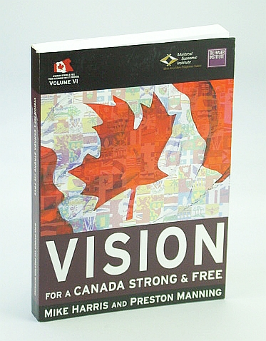 Image for Vision for a Canada Strong and Free