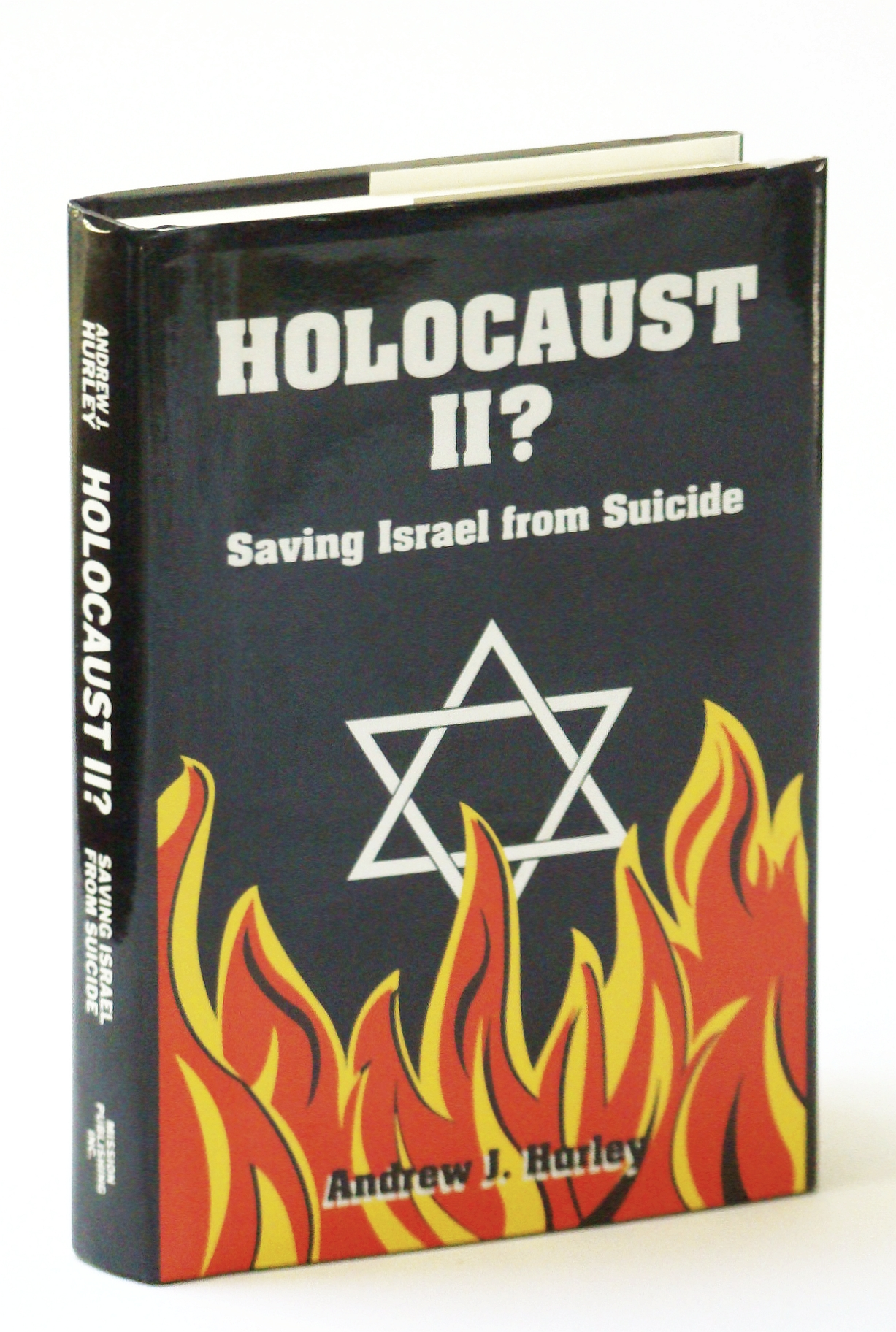 Image for Holocaust II ? Saving Israel from Suicide