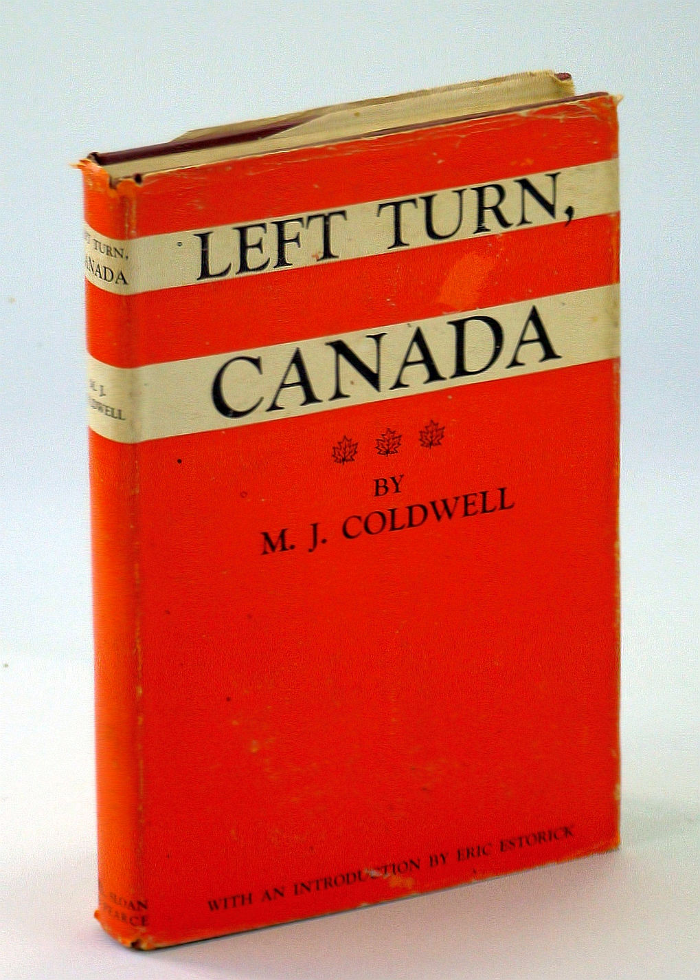Image for Left Turn, Canada,