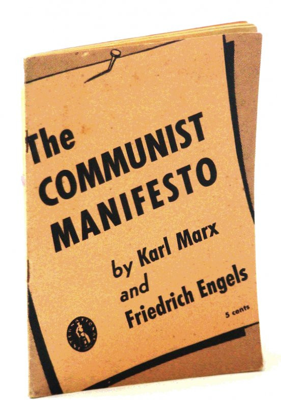 Image for The Communist Manifesto / Manifesto of the Communist Party