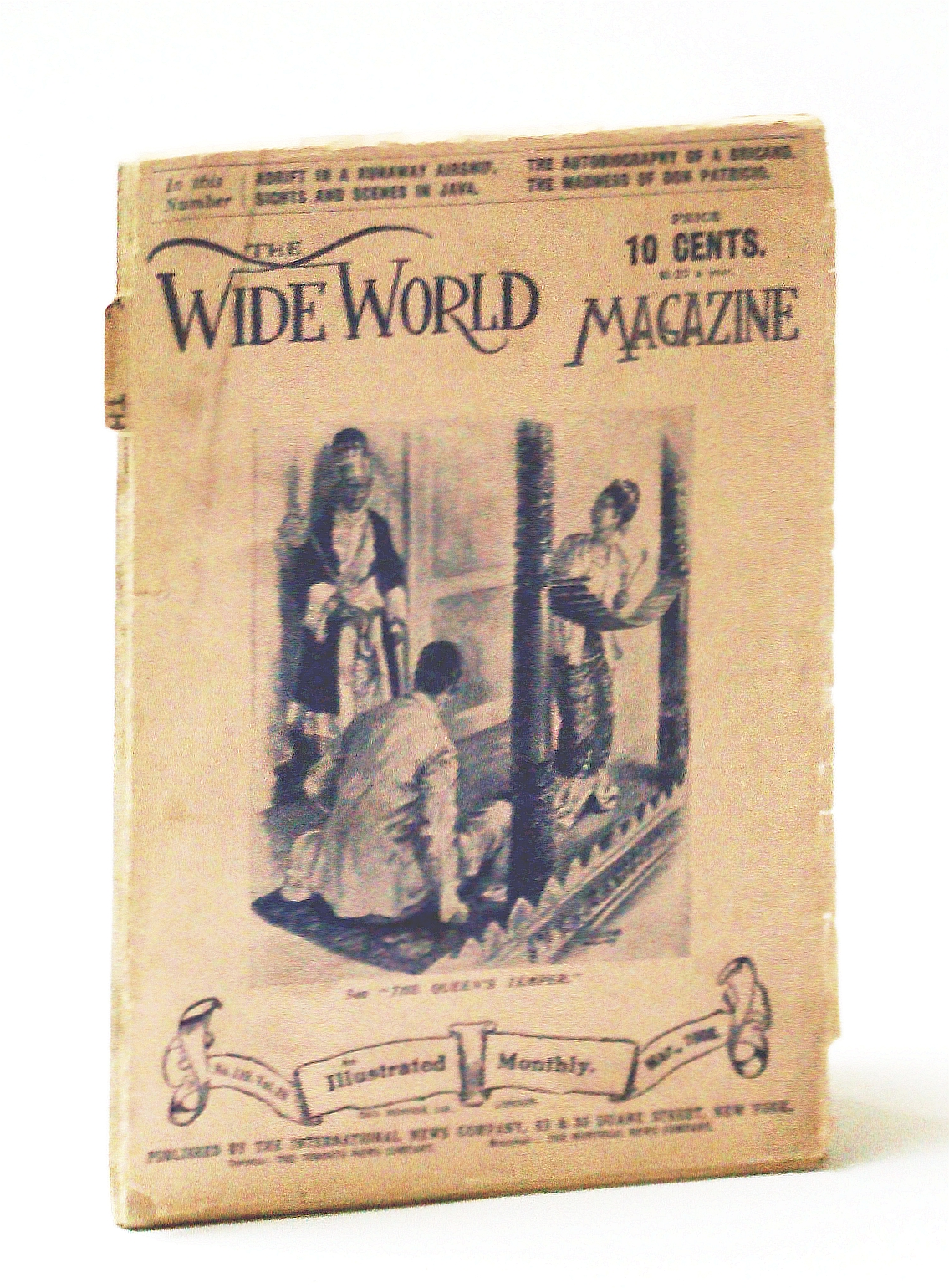 Image for The Wide World Magazine, March (Mar.) 1908, No. 119, Vol. 20 - My Experiences in the Great Russian Famine