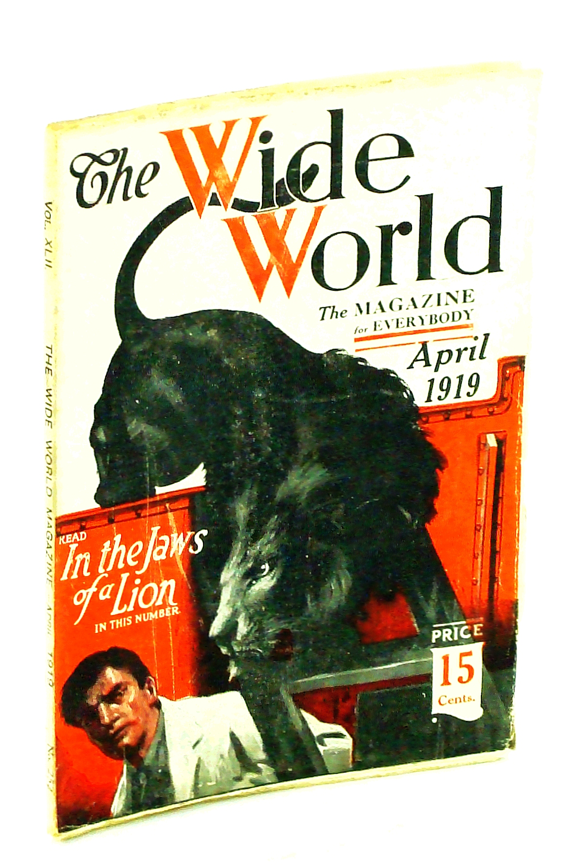 Image for The Wide World, The Magazine for Everybody, April [Apr.] 1919, Vol. 42, No. 252: The South Sea Islands