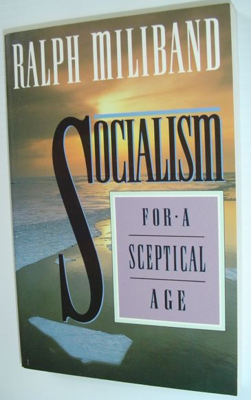 Image for Socialism for a Sceptical Age