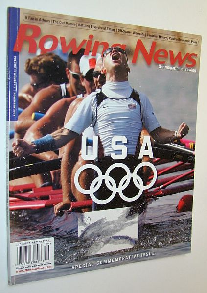 Image for Rowing News Magazine, November 2004