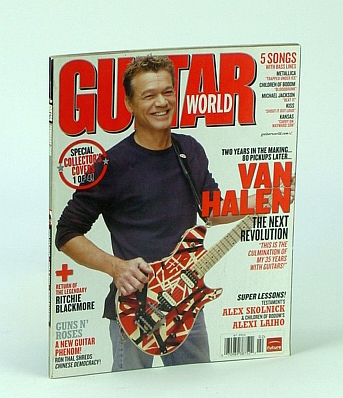 Image for Guitar World February 2009