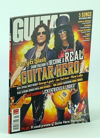 Image for Guitar World Magazine (June 2008) (Perry & Slash Show You How To Become A Real Guitar Hero)