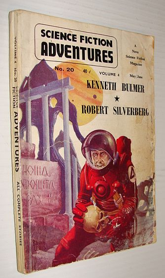 Image for Science Fiction Adventures, May/June 1961