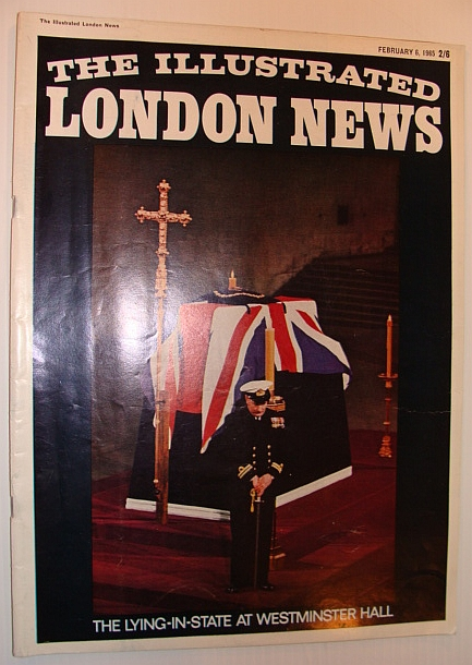 Image for The Illustrated London News, 6 February, 1965 *The Passing of Winston Churchill*