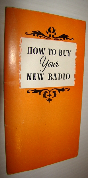 Image for How to Buy Your New Radio - Form 5021