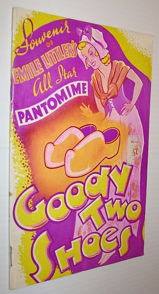 Image for Souvenir Program of Emile Littler's All Star Pantomime Goody Two Shoes at the Prince of Wales Theatre, Birmingham