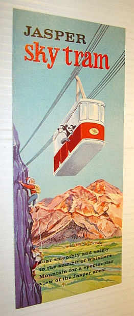 Image for Jasper Sky Train Brochure