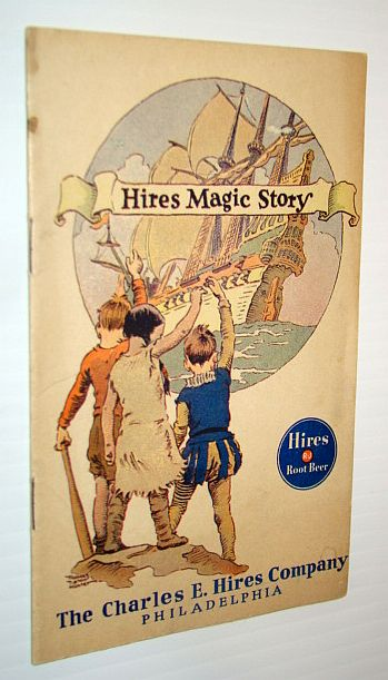 Image for Hires (Root Beer) Magic Story: Color-illustrated  Magic Rubbing Book