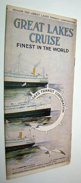 Image for Great Lakes Cruise - Finest in the World: Season 1923