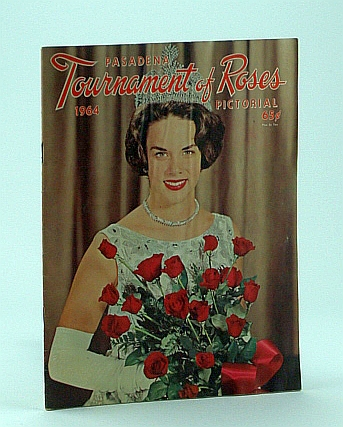 Image for Pasadena Tournament of Roses  Pictorial, 1964 - Cover Photo of Rose Queen Nancy Kneeland