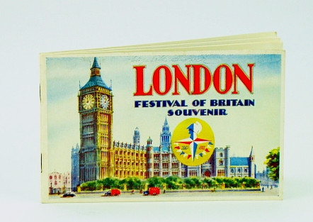 Image for London Festival Of Britain Souvenir Memories Of London A Picture Souvenir Of The WorldS Greatest City