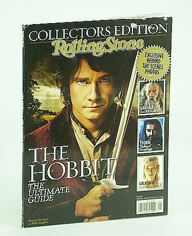 Image for The Hobbit - The Ultimate Guide: Rolling Stone Collectors Edition
