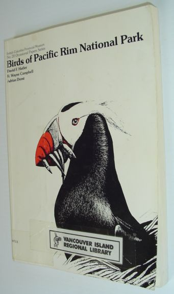 Image for Birds of Pacific Rim National Park