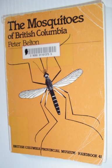 Image for The mosquitoes of British Columbia (Handbook / British Columbia Provincial Museum)