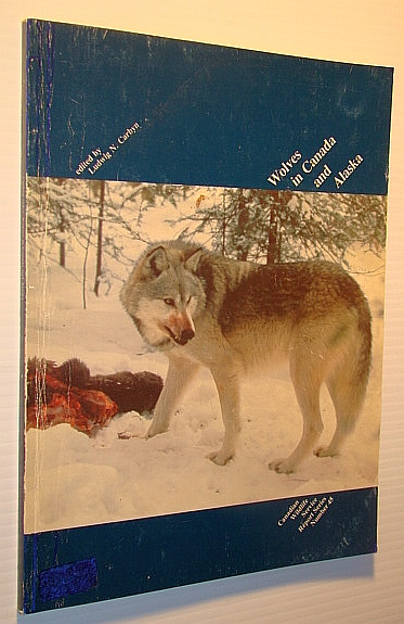 Image for Wolves in Canada and Alaska/Cat No Cw65-8-45E (Canadian Wildlife Service Report Series)